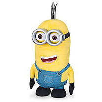 Minions Movie 23cm Soft Toy - Kevin