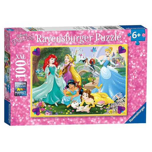 Ravensburger Disney Princess Style 2 XXL Puzzle - 100 Pieces