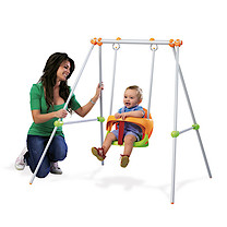 Smoby Metal Baby Swing