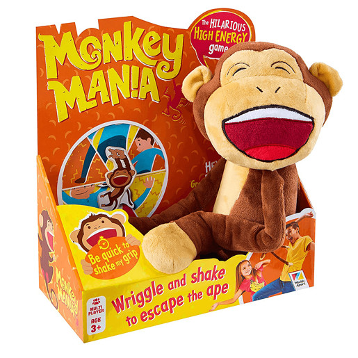 Monkey Mania - Fun Family Ape Game