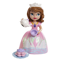 Disney Sofia the First Tea Pouring Princess Sofia Playset