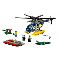 LEGO City Swamp Police Helicopter Pursuit - 60067