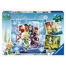 Ravensburger Disney Fairies 3 x 49 Piece Puzzles
