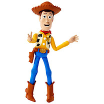 Toy Story Quick Draw Woody Figure