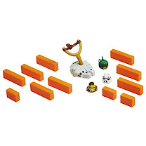 Star Wars Angry Birds Jenga Bespin Battle Game