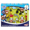 Playskool Friends Mr. Potato Head and Mrs. Potato Head - Clash & Mash Pack