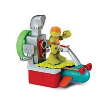 Teenage Mutant Ninja Turtles Half-Shell Heroes Sewer Cruiser with Diver Mikey