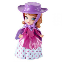 Disney Sofia the First 9cm Figure - Adventure Princess Sofia