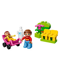 Lego Duplo Mum And Baby - 10585