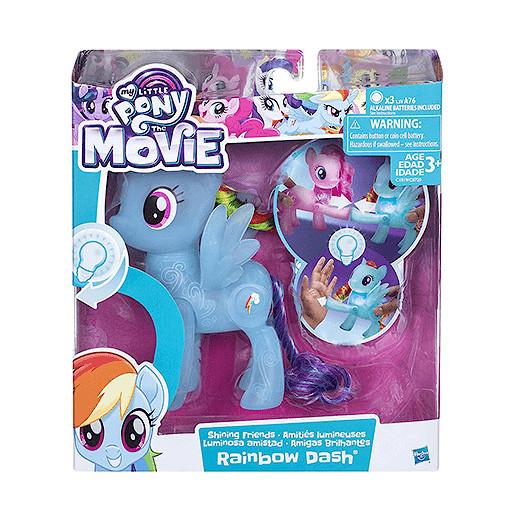 My Little Pony Shining Friends Rainbow Dash Figure