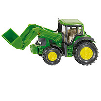 Die-Cast John Deere Tractor With Front Loader