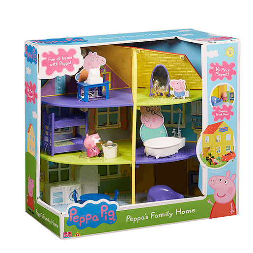 Peppa Pig Family Home