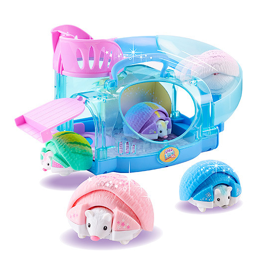 98aa94540050 Little Live Pets - Lil Hedgehog House | The Entertainer
