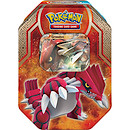 Pokemon TCG: XY 2015 Groudon Tin