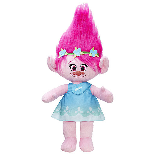 DreamWorks Trolls Large Hug N Plush - Poppy
