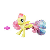 My Little Pony: The Movie Fluttershy Land & Sea Fashion Styles