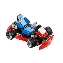 Lego Creator 3-in-1 Red Go-Kart - 31030