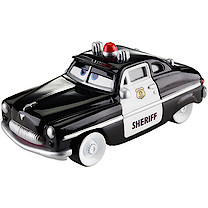 Disney Cars Wheel Action Drivers Vehicle - Sheriff