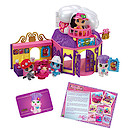 Kitty Club Heart Lane Café Playset