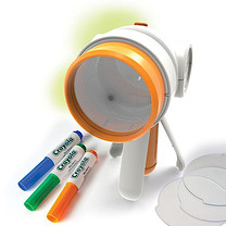 Crayola Mini Sketcher Projector