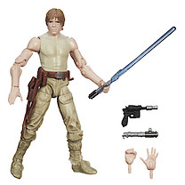Star Wars The Black Series Action Figure - Luke Skywalker #21