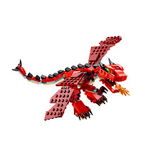 Lego Creator 3in1 Red Creatures - 31032