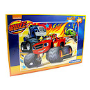 Clementoni - Blaze and the Monster Machines Maxi Puzzle