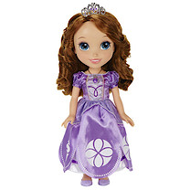 Sofia The First Toddler Doll