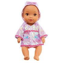 Waterbabies Sweet Cuddler Doll with Rainy Day Outfit