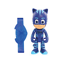 PJ Masks 7cm Light Up Action Figure - Catboy