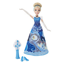 Disney Princess Magical Story Skirt Doll - Cinderella