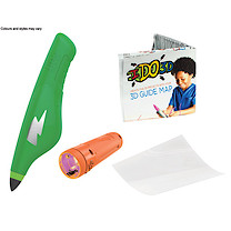 Cool Create IDO3D Fun With Words Green Starter Set