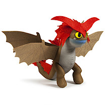 Action Dragons Cloud Jumper Soft Toy