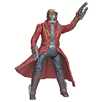 Marvel Guardians of the Galaxy Rapid Revealers - Star Lord Figure