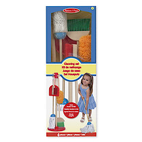Melissa & Doug Let's Play House! Cleaning Set
