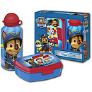 Paw Patrol Lunch Box and Water Bottle - Blue