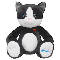 Cloud Pets 36cm Interactive Soft Toy -  Cat