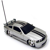 Street Players Ford Mustang Remote Control Car