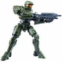 Sprukit Level 2 Master Chief Halo Figure