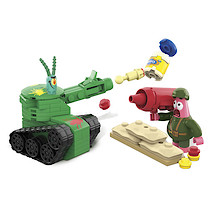 Mega Bloks SpongeBob SquarePants Movie Playset - Pickle Tank Attack