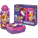 Paw Patrol Lunch Box and Water Bottle - Skye