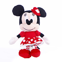 Disney I Love Minnie Soft Toy - Design 4