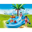 Playmobil - Summer Fun Baby Pool with Slide 6673