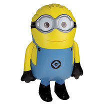 Despicable Me Inflatable Minion (Styles Vary)