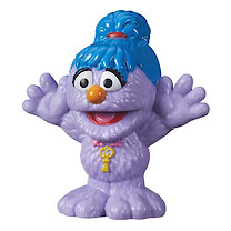 Playskool Sesame Street The Furchester Hotel Phoebe Figure