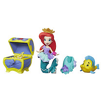 Disney Princess Little Kingdom Ariel's Treasure Chest Set