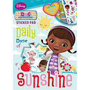 Doc McSuffins Sticker Pad