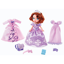Disney Sofia the First Royal Fashion Doll