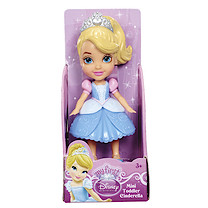 Disney Princess Mini Toddler Doll - Cinderella