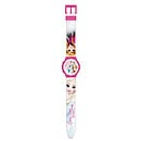 Disney Frozen Digital Watch - White and Pink